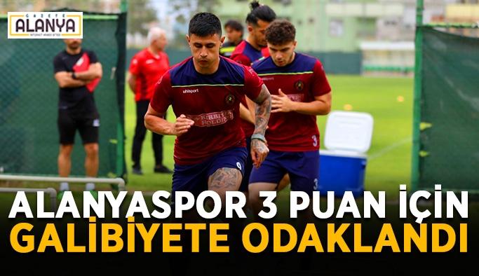 Alanyaspor Gaziantep maçı yarın