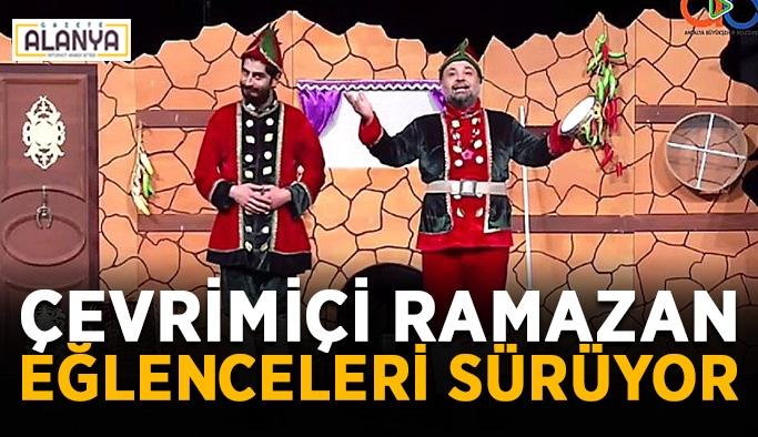 Çevrimiçi ramazan eğlenceleri sürüyor