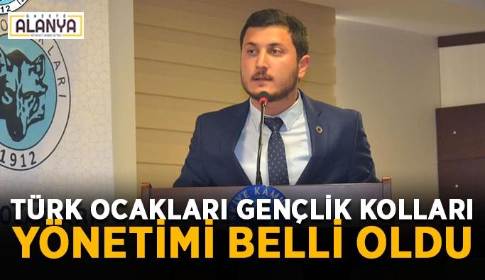 Türk Ocakları Gençlik Kolları yönetimi belli oldu