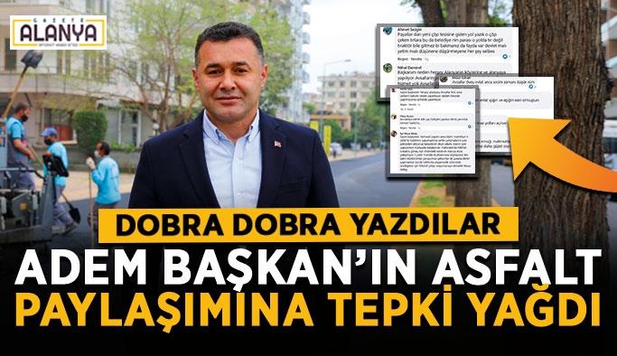 Vatandaşlar belediye başkanı Yücel'e isyan etti