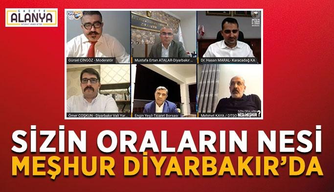 Sizin Oraların Nesi Meşhur Diyarbakır'da