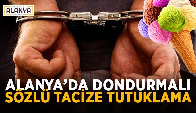 Küçük kız çocuklarını taciz edip tutuklandı