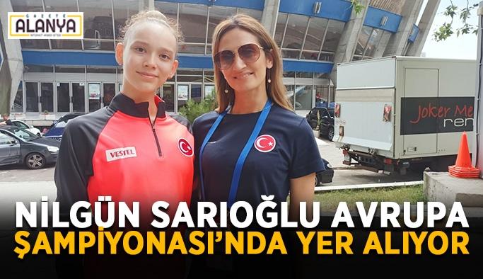 Sarıoğlu Avrupa Şampiyonası'nda yer alıyor