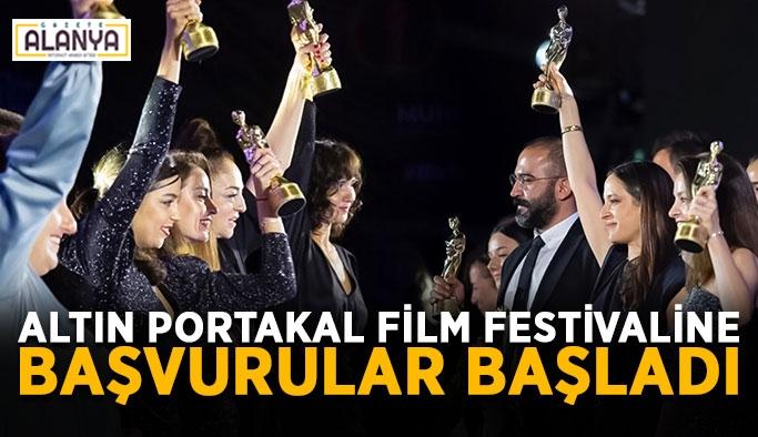 Altın Portakal film festivaline başvurular başladı
