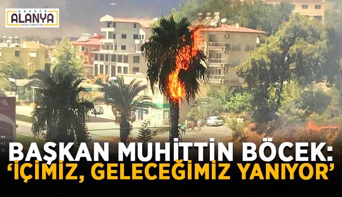 Büyükşehir 213 araç 481 personel ile Manavgat'ta