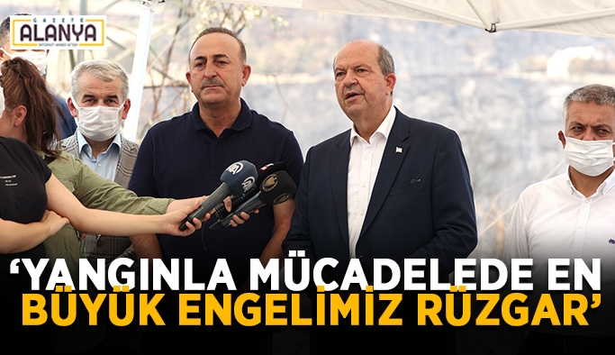 """Bakan Çavuşoğlu: """"50 bin liralık yardımın 10 bin lirası yatırıldı"""""""