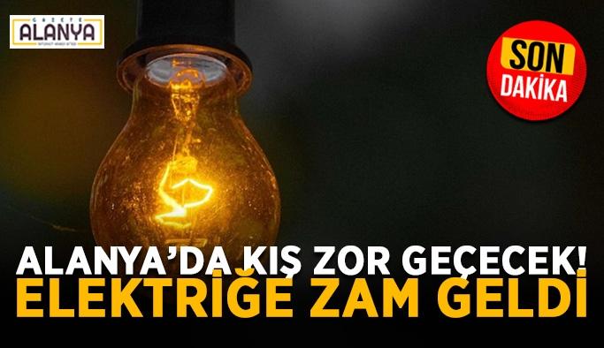 CHP'li vekil açıkladı! Elektriğe yüzde 15 zam