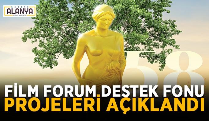 Film Forum destek fonu projeleri açıklandı