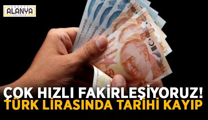 Dolar/TL 9,60'ı euro/TL 11,18'i aşarak rekor kırdı