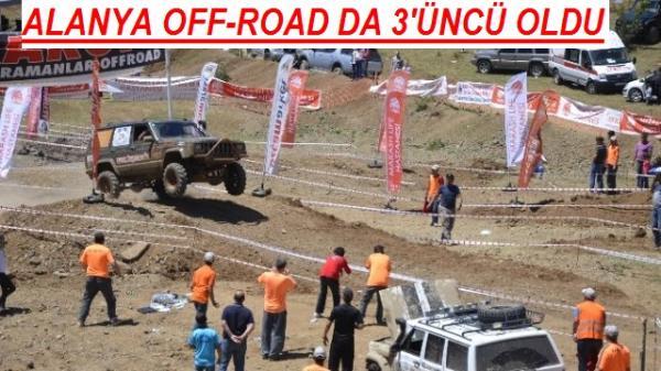Kahramanmaraş'ta Off-road Yarışları Nefes Kesti