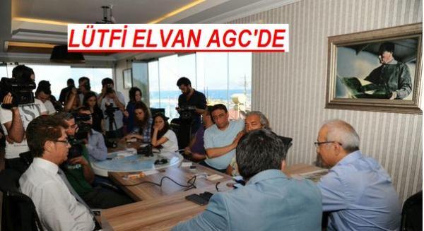 LÜTFİ ELVAN AGC'DE
