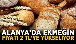 Ekmeğe yüzde 30 zam geldi