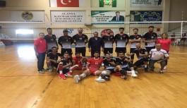 Alanya Belediyespor'dan 3-0'lık galibiyet