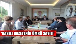 AGC'de 'BİK' buluşması