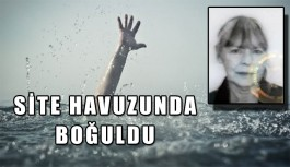Alanya'da yerleşik Danimarkalı havuzda boğuldu