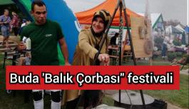 """Bu festival 'Balık Çorbası"""" festivali"""