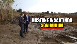 Hastane inşaatında son durum