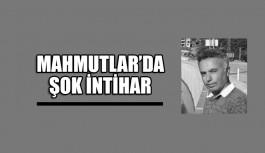 Mahmutlar'da şok intihar