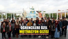 Öğrencilere özel motivasyon gezisi