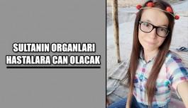 Sultanın organları hastalara can olacak