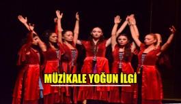 Türküyem müzikaline yoğun ilgi