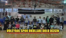 Voleybol Spor Okulları dolu dizgin