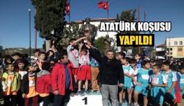 Atatürk koşusu düzenlendi