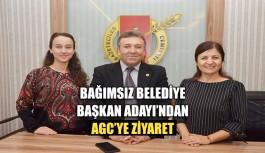Bağımsız Belediye Başkan Adayı'ndan AGC'ye ziyaret