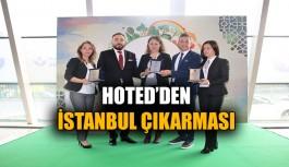 HOTED'den İstanbul Çıkarması