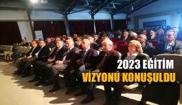 Hüseyin Girenes, Prof. Servet Özdemir'i ağırladı