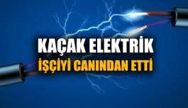 Kaçak elektrik işçiyi canından etti