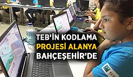TEB'in maker projesinin yeni durağı Alanya Bahçeşehir