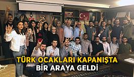 Türk Ocakları kapanışta bir araya geldi
