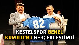 Kestelspor'da genel kurul gerçekleştirildi