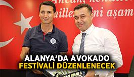 Alanya'da avokado festivali düzenlenecek
