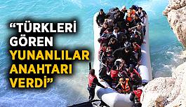 """Göçmenler anlattı: """"Türkleri gören Yunanlılar anahtarı verdi"""""""