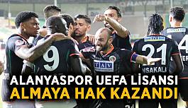Alanyaspor UEFA lisansı almaya hak kazandı