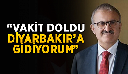 """Vali Karaloğlu: """"Vakit saati doldu"""""""
