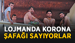 Antalya'da karantina! Lojmanda şafak sayıyorlar