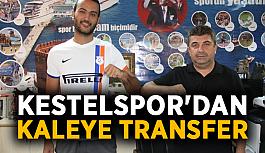Kestelspor'dan kaleye transfer