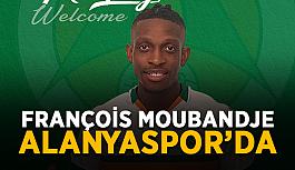 François Moubandje Alanyaspor'da