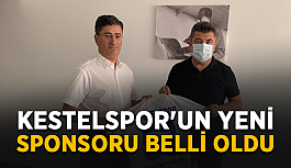 Kestelspor'un yeni sponsoru belli oldu