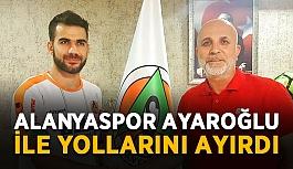 Alanyaspor, Hasan Ayaroğlu ile yollarını ayırdı