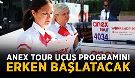 Ruslar geliyor! Anex Tour uçuş programını erken başlatacak