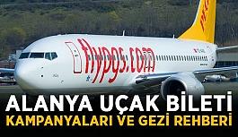 Alanya Uçak Bileti Kampanyaları ve Gezi Rehberi