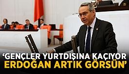 Türk gençleri AKP yüzünden çekip gidiyor