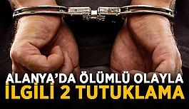 15 kişi gözaltına alınmıştı! Bıçaklı ölüme 2 tutuklama