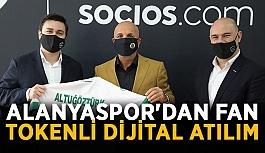 Alanyaspor'dan fan tokenli dijital atılım