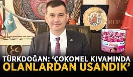 """Türkdoğan: """"Çokomel kıvamında olanlardan usandık"""""""