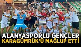 Alanyaspor U19 - Fatih Karagümrük U19: 4-3